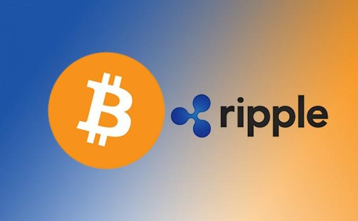 Bitcoin batte Ripple e altcoin: quotazione BTC crolla ma XRP e le altre vanno peggio