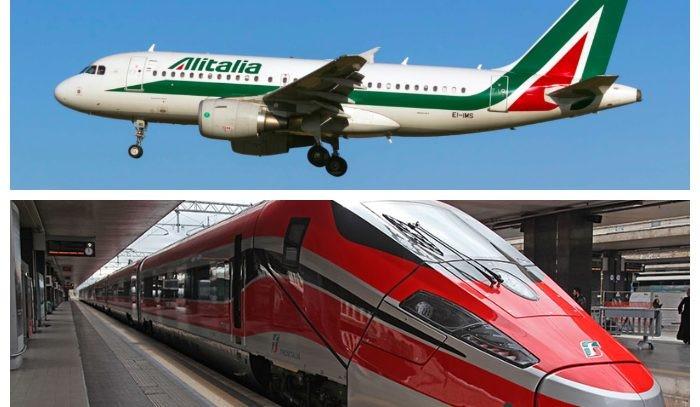 Biglietto unico treno-aereo. La proposta del premier Conte semplifica la vita ai turisti