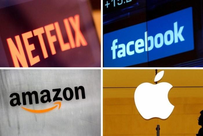 Perdono quota i maggiori titoli di Wall Street: Facebook, Amazon, Netflix. Ecco quanto hanno perso