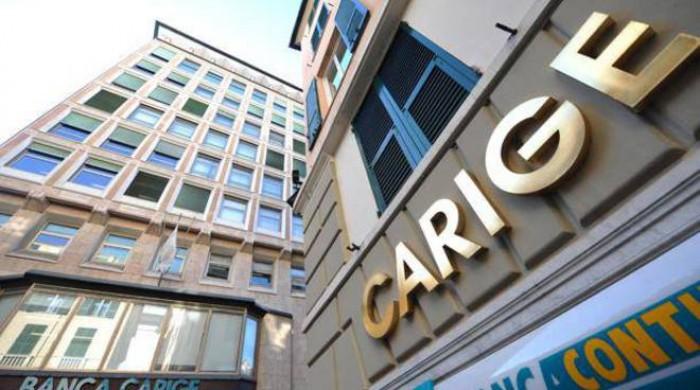 Azioni Banca Carige sospese su Borsa Italiana: serve liquidità, incombe rischio fallimento