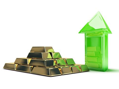 Prezzo oro: attacco a 1300 USD oncia respinto ma previsioni sono positive