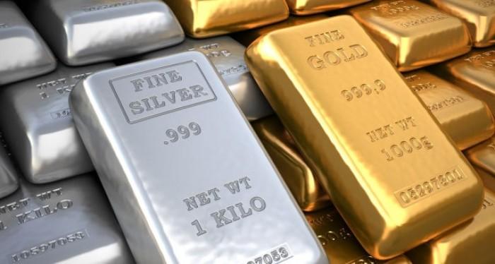 Prezzo argento e oro: calo di ieri primo segnale su trend ribassista?