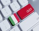Debito pubblico italiano: costo batte crescita del PIL, arriva allert BCE
