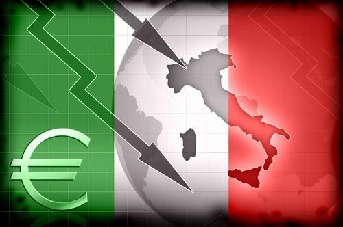 Spread BTP BUND: calo si interrompe, previsioni economia Italia 2019 negative