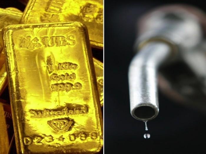 Analisi tecnica petrolio e oro 15-19 aprile 2019, previsioni trading
