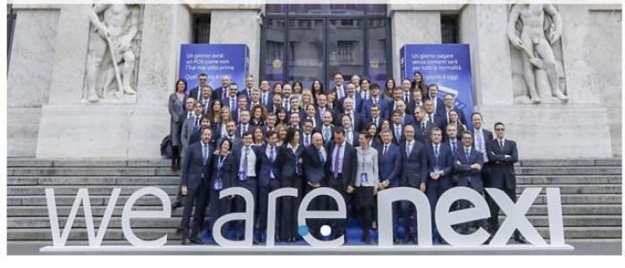 Azioni NEXI crollano al debutto su Borsa Italiana oggi