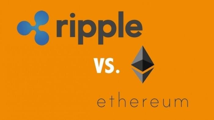 Ripple o Ethereum? Perchè XRPUSD oggi ha più appeal di ETHUSD