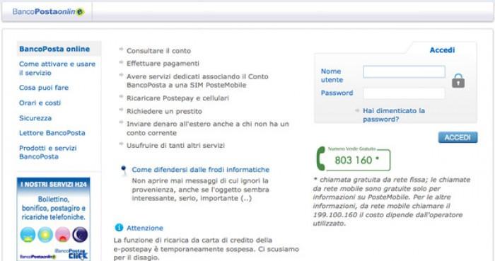 Bancopostaonline come funziona: come attivarlo, login servizi home banking Poste Italiane