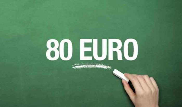Bonus 80 euro Renzi sarà davvero abolito? E' l'ora della verità