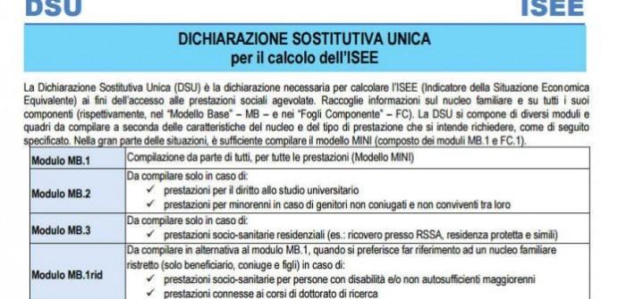 DSU INPS
