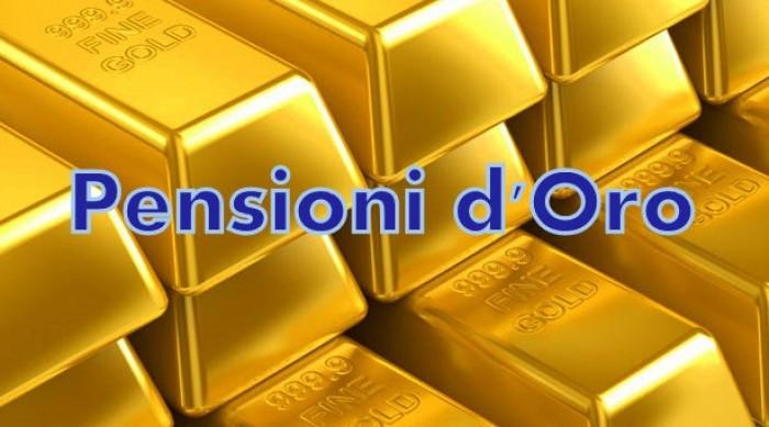 Taglio pensioni d'oro: di quanto? da quando? Ultime notizie sui tagli agli assegni