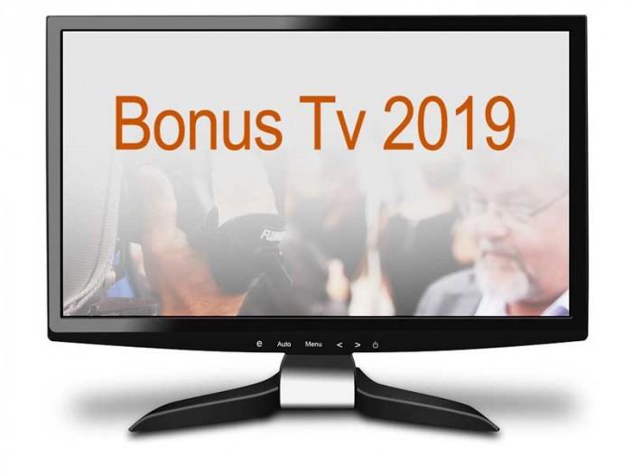 Bonus tv 2019