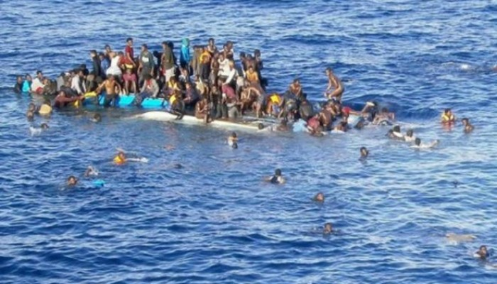 Morti in mare 7 migranti. L'appello del Papa