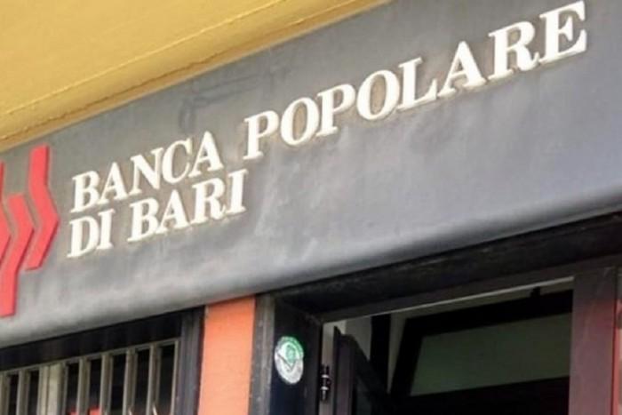 Salvataggio Banca Popolare di Bari: paracadute da incentivi alla fusione nel Decreto Crescita