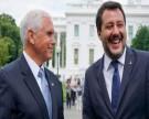 Salvini dagli USA pronto a essere pedina di Trump, arginando il M5s e prendendo il posto di Conte