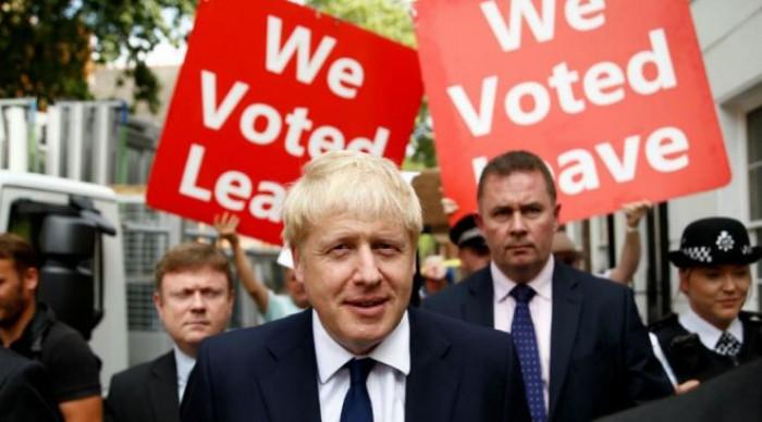 Boris Johnson nuovo leader dei Tory: adesso attuare la Brexit