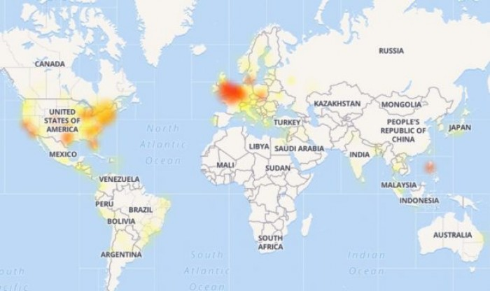 Facebook, Whatsapp e Instagram down: mappa svela dimensioni del crash