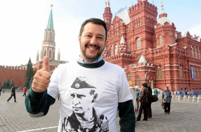 Finanziamenti alla Lega di Salvini dalla Russia, la rivelazione di Buzzfeed