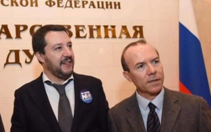 Fondi russi alla Lega, terminato l'interrogatorio ma Savoini non risponde ai Pm