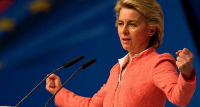 Ursula von der Leyen nuovo Presidente della Commissione Europea
