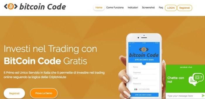 Bitcoin Code: truffa o funziona davvero? Opinioni e recensioni aggiornate
