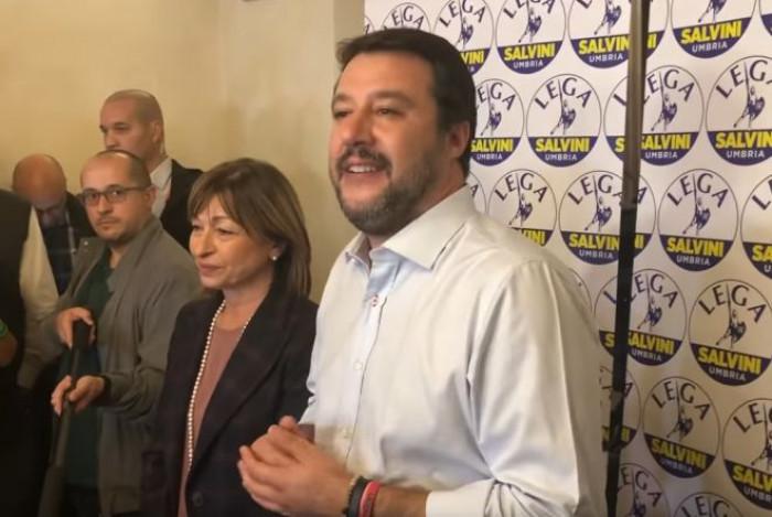 Elezioni in Umbria, Tesei è presidente. La Lega stravince, il Pd tiene e il M5s crolla