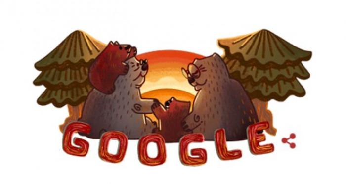 Google doodle per celebrare la festa dei nonni, ma perché il 2 ottobre?