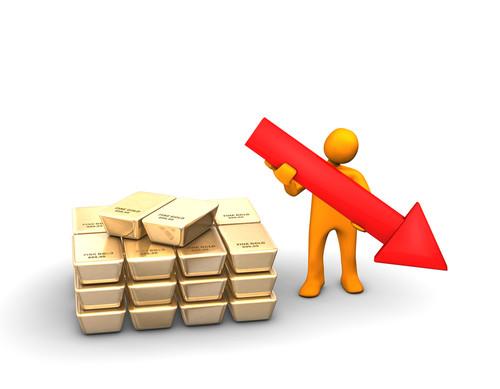 Prezzo oro troppo alto: perchè previsioni vedono un ribasso del gold
