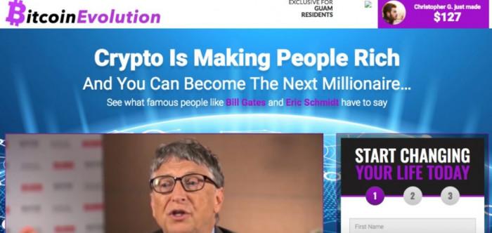 Bitcoin Evolution truffa o no? Opinioni e recensioni
