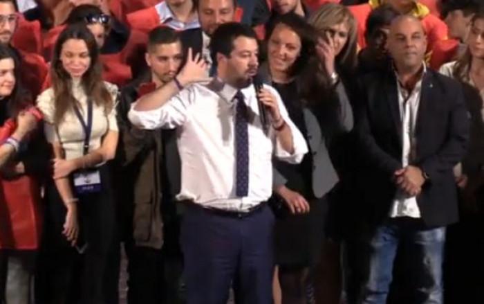 Mes, Conte avverte Salvini: