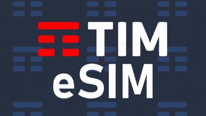 eSIM TIM