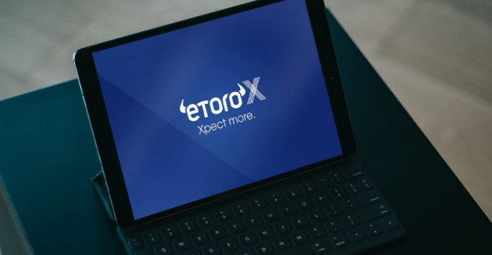 eToroX: anche EOS disponibile da oggi