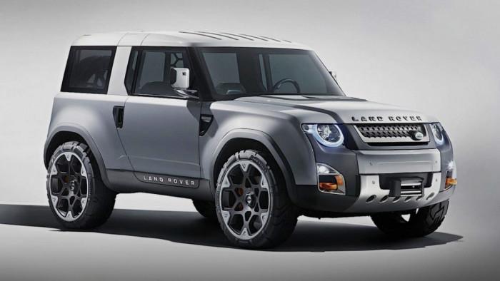 Land Rover: si prepara a lanciare il suv low cost