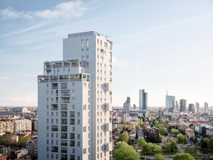 Crowdfunding immobiliare: Concrete Investing offre rendimento su Torre Milano