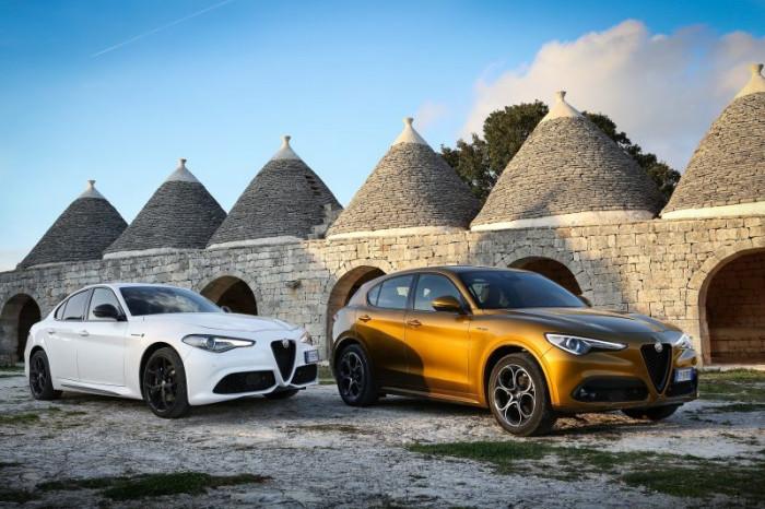Alfa Romeo apre le concessionarie per le nuove Giulia e Stelvio