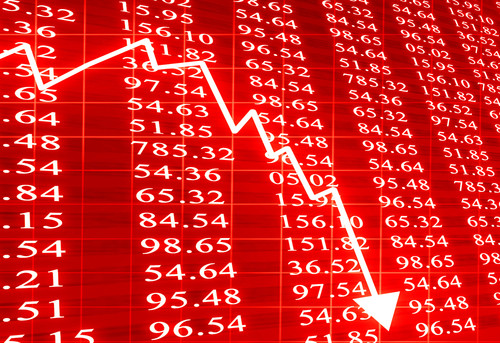 Borsa Italiana crolla: azioni peggiori STM, CNH e Tenaris, MPS in controtendenza