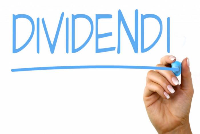 Dividendi Borsa Italiana 2020: i dividend yield attesi più alti