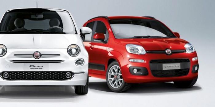 Fiat lancia le nuove 500 e Panda ibride.