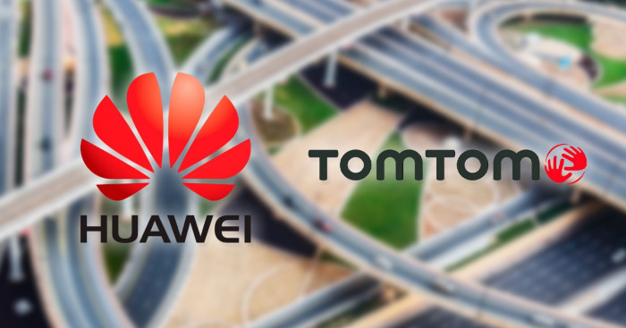 Huawei e TomTom insieme sfidano Google Maps