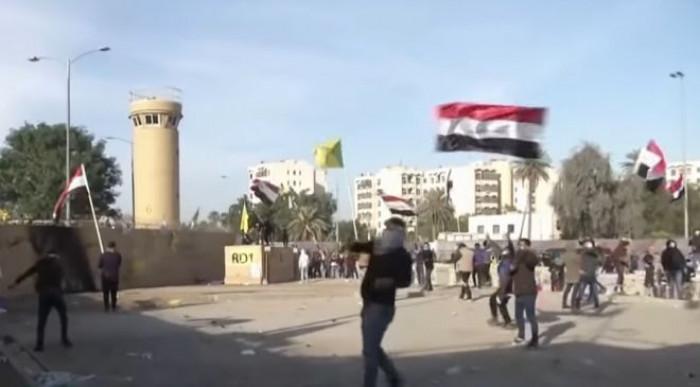 Tensioni Usa-Iran, ambasciata USA in Iraq sotto attacco e sale il rischio di una guerra nel 2020