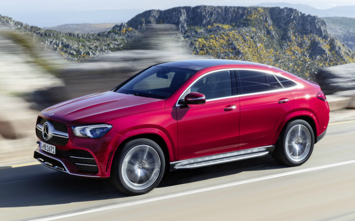 Mercedes GLE Coupè 2020. Tutto in un SUV