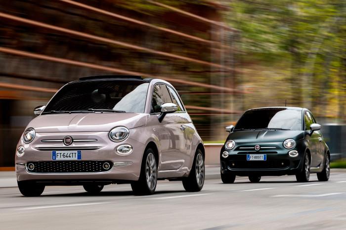 Nuove Fiat per il 2020 e il 2021