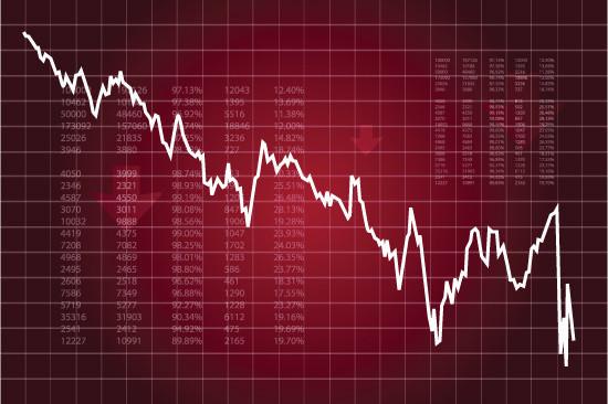Borsa Italiana nel panico: raffica di sospensioni per ribasso, verso lunedì nero