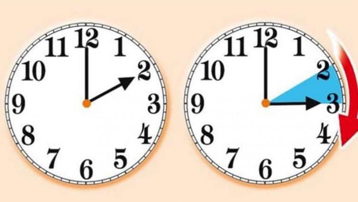 Cambio orario: da ora solare a ora legale. Perchè cambia?