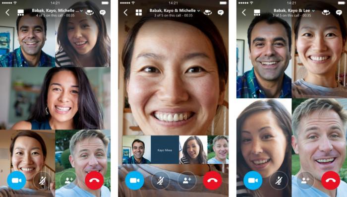 Le migliori app con cui fare videochiamate di gruppo