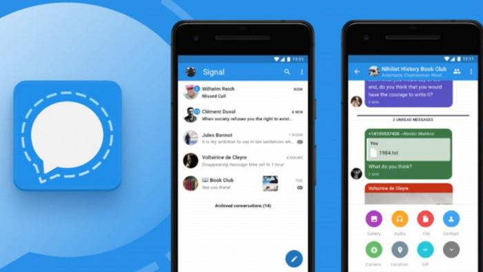 Signal: l'app più sicura che fa concorrenza a Whatsapp e Telegram