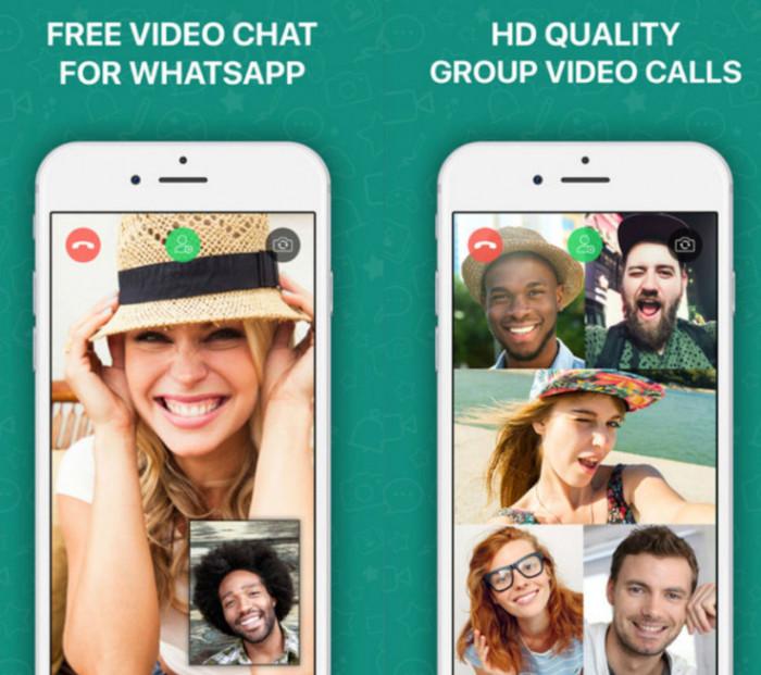 WhatsApp aumenta il numero di partecipanti durante le videochiamate