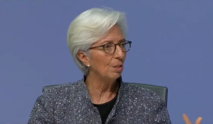 Per la presidente della BCE, Christine Lagarde il