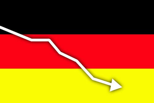 PIL Germania: crollo primo trimestre è maggior ribasso dal 2008