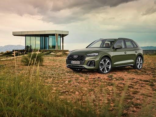 Audi Q5 restyling: nuovi fari e novità per l'infotainment